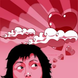 """Oooh where is love..."" by Alf Sukatmo. 2009"